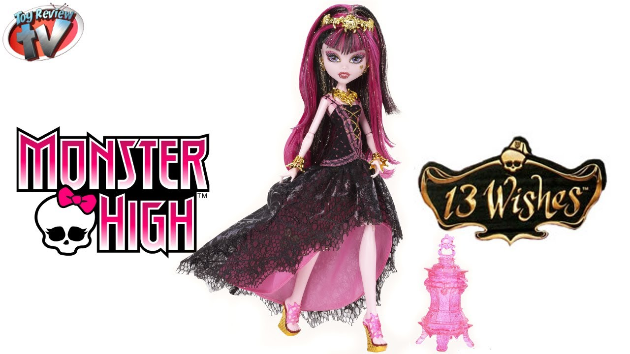 Monster high 13 wishes dolls opinion