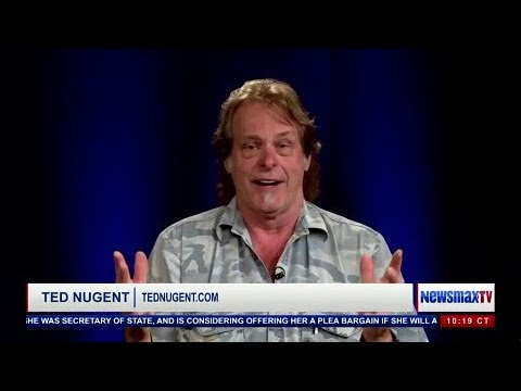 Ted Nugent discusses his meetin with Pres. Trump and more..