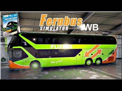 "Fernbus Coach Simulator - #9 ""Austria"""
