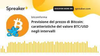 caratteristiche del bitcoin soldi sondaggi