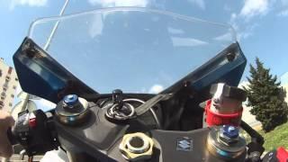 Suzuki Gsx r 600 k9 299 PORTUGAL