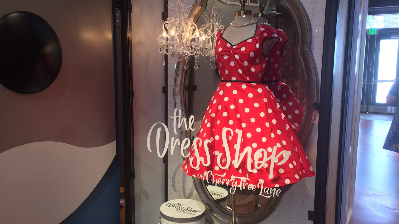 The dress shop on cherry tree lane online