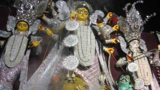 DURGA PUJA 2011 - DURGE DURGE DURGATINASHIN By ASHA BHOSLE