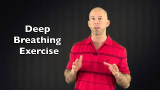 Anxiety & Stress Relief with Diaphragmatic Breathing