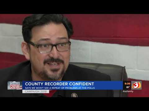 VIDEO: Maricopa County Recorder Adrian Fontes answers most-asked Election Day questions