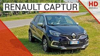 Renault Captur: recensione e prova su strada della Initiale Paris dCi 110