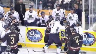 Gwinnett Gladiators: Siddall vs. McJannet - 01-31-2009