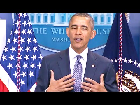 President Obama on the 2016 Election - Trump, Sanders, Clinton