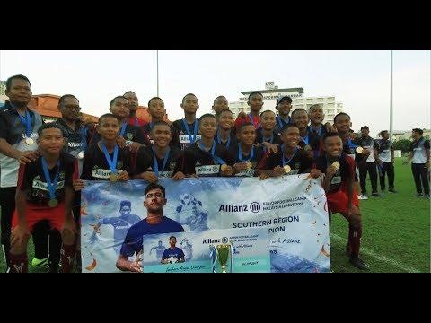 Kem Bola Sepak Remaja Allianz 2019 : Zon Selatan