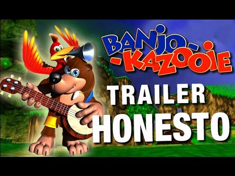 Banjo kazooie nuts bolts trailer youtube - Pink new film 2013