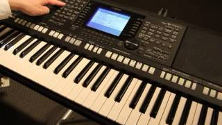 YAMAHA PSRS-750; PSRS-950; TYROS TUTORIALS: STYLE CREATOR; SONG RECORDING; MULTIPADS AND MORE