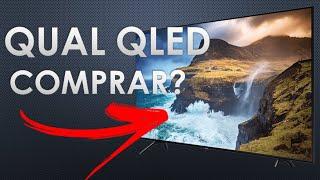Qual TV QLED comprar? Q60t x Q70t x Q80t