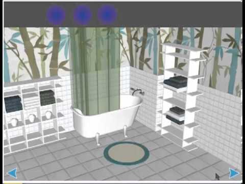 Step By Bathroom Escape Walkthrough Youtube