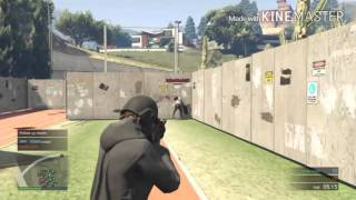 Gta Online Deathmatch #30 - New Recruit Trial