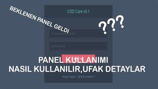 CSDuragi Yeni Panel Geldi [Nasıl Kullanılır]