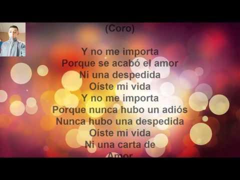 Carta De Amor C Kan Ft Javier La Amenaza Letra 2015