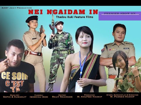 Thadou Movie - Nei Ngaidam In Full HD (Disc 1 of 2)
