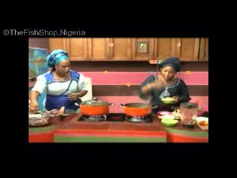 African Kitchen - Ele EgusiSoup