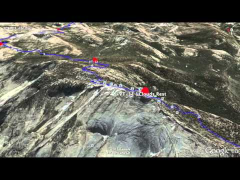 Great Sierra Loop: Yosemite Valley To Tuolumne Meadows