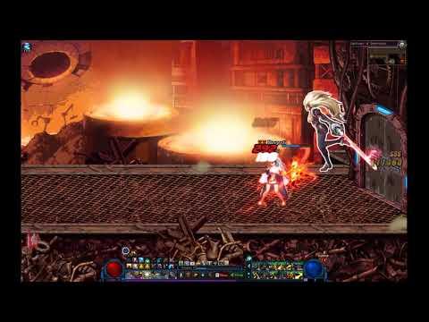 DFO/DFOG F.Striker Sanctuary of Destruction [0:47]