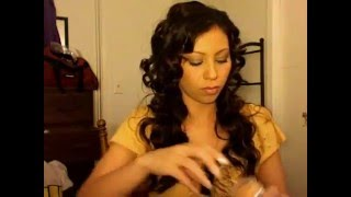 Wavy Beyonce Hair: How To