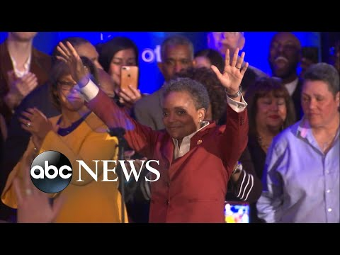 African-American, Gay Woman Elected Chicago Mayor