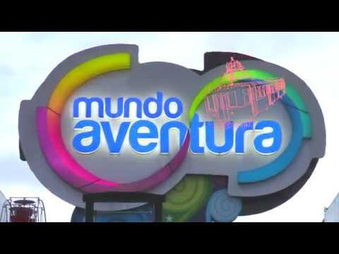Viajes Colombia #19: Parque de diversiones Mundo Aventura en Bogotá