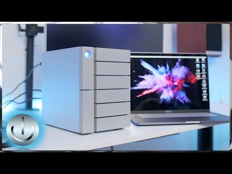 24TB Storage Macbook Pro TouchBar!   ThunderBolt 3