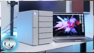 24TB Storage Macbook Pro TouchBar! | ThunderBolt 3