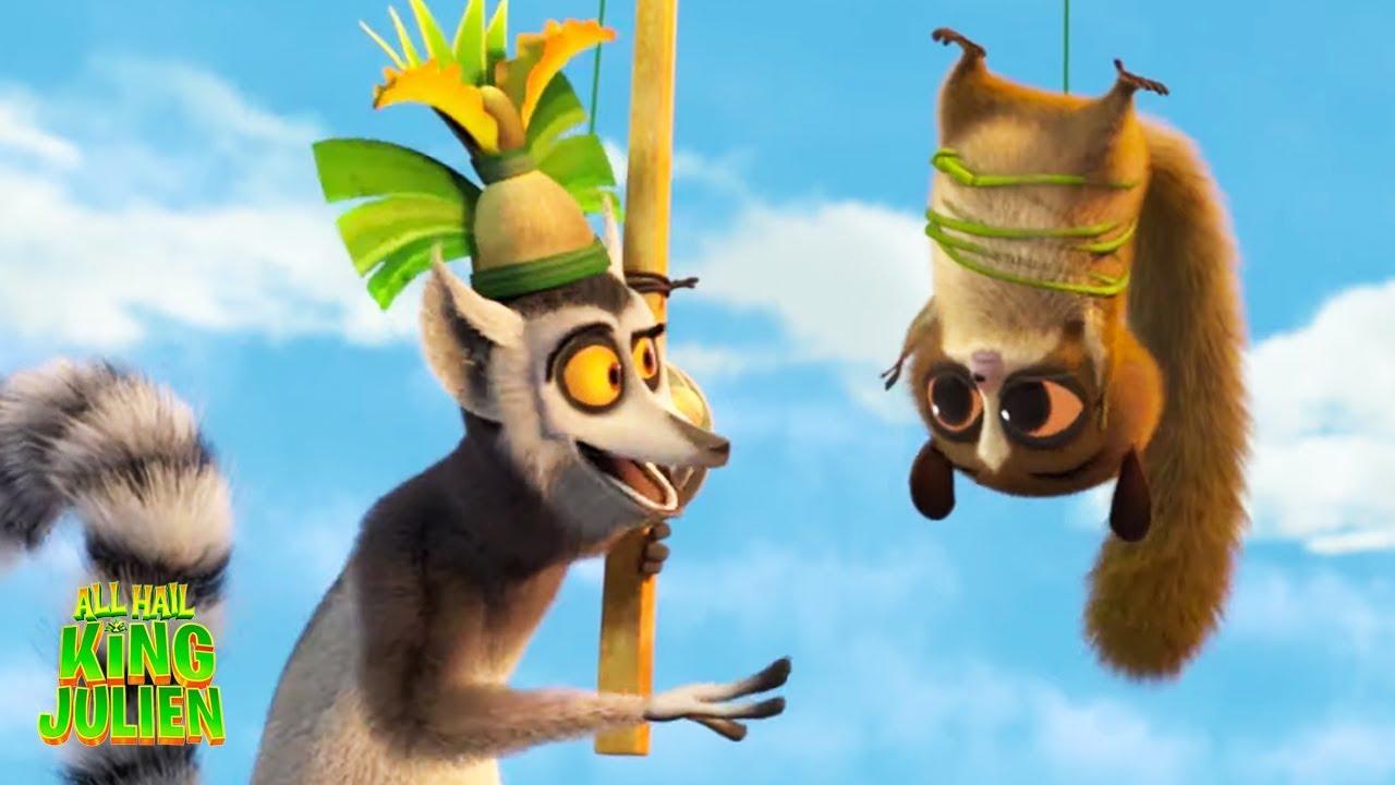 Download All Hail King Julien | Crocodile | Madagascar | King Julien Funny Moments | Kids Movies | Kids Show