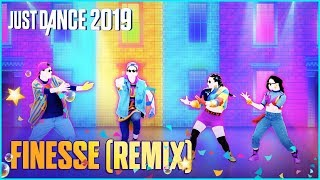 Just Dance 2019: Finesse (Remix) do Bruno Mars Ft. Cardi B - E3 2018
