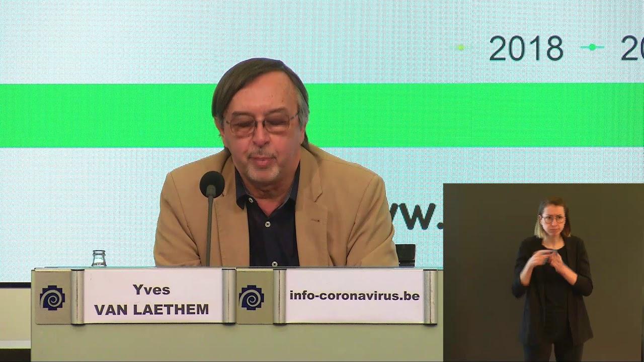 Coronavirus (Covid-19): Persconferentie Update Van 15/05