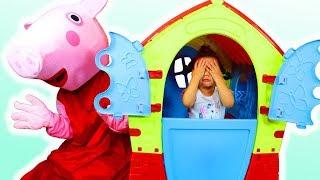Peek A Boo Song Nursery Rhymes for Kids