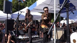 The Coverups (Green Day) - Sheena Is a Punk Rocker (Ramones cover) – 40th Street Block Party,Oakland