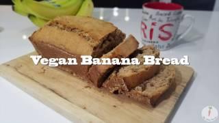 Vegan Banana Bread (Short Version)