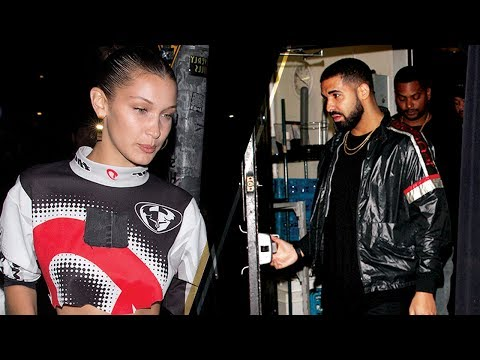 Bella Hadid SPOTTED with Ex-Boyfriend The Weeknd's Best Friend Drake - New Couple Alert!?
