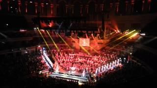 Mountbatten Festival of Music 2014- March Off