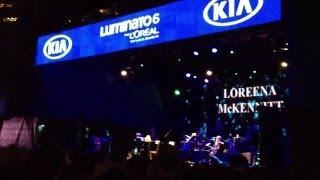 Loreena McKennitt @ Luminato - The Old Ways