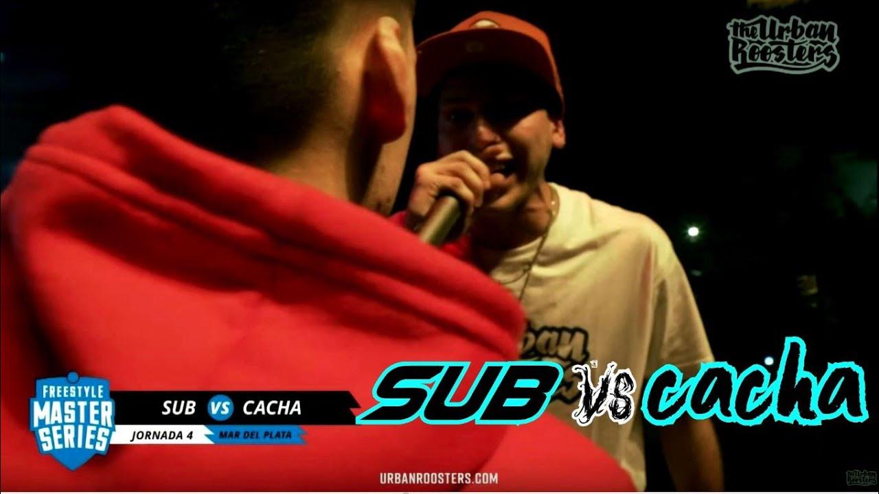 Download SUB vs CACHA - Minuto de SANGRE - FMS ARGENTINA 2019