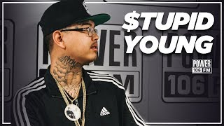 $tupid Young talks VICE Documentary, First Son on the Way + Repping Long Beach