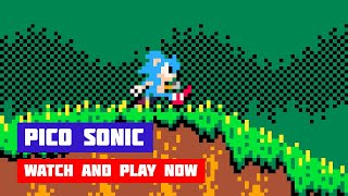 Pico Sonic · Game · Gameplay