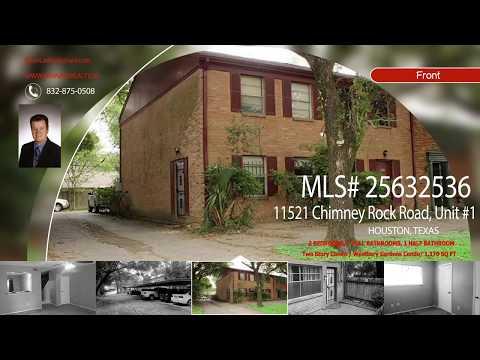 Property For Sale - 11521 Chimney Rock Road, Unit #1, Houston, TX