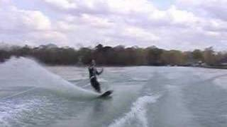 Trick ski George Mayling