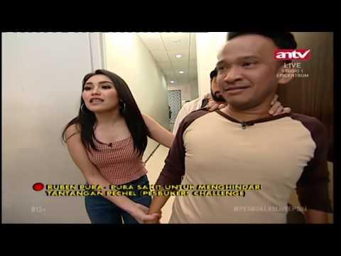 Ruben Ditantang Ayu TingTing! Pesbukers Live ANTV 16 Juli 2018 Ep 06 thumbnail