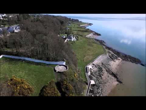 Moville Town and Coastal Walk  Inishowen Co  Donegal