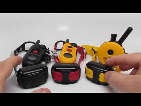 E-Collar Technologies Mini, EZ & Pro Educator Differences