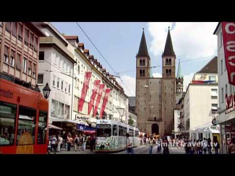 HD TRAVEL:  Germany's Romantic Road: Wurzburg - SmartTravels with Rudy Maxa