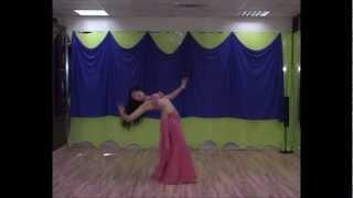 Samia belly dance - Madame Raqia Hassan DVD