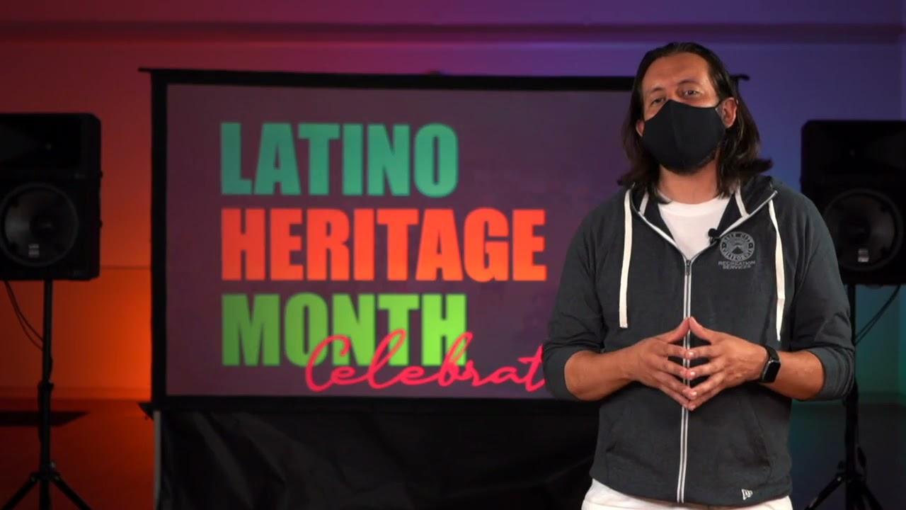 Latino History Month Celebration 2021