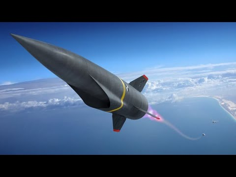 How hypersonic weapons created a new arms race - Whatfinger